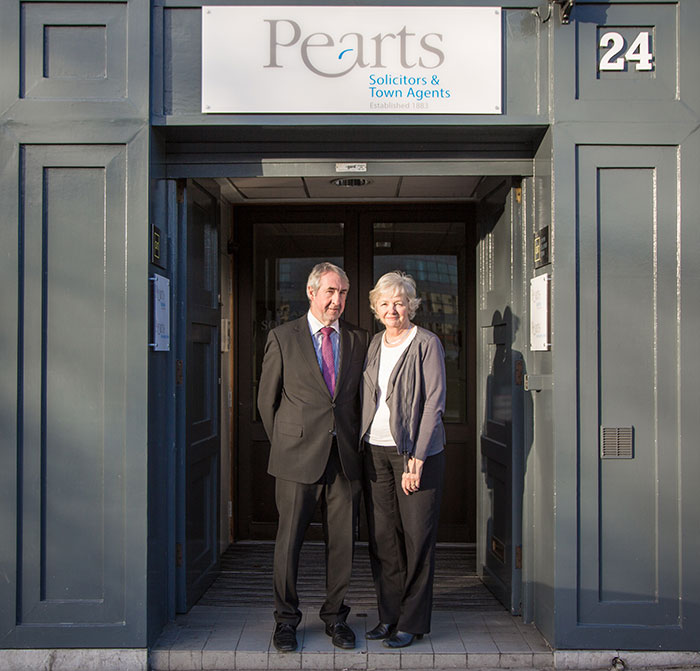 Pearts Town Agents