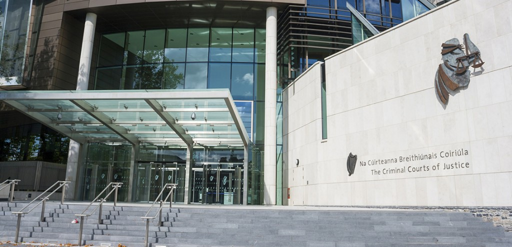 Criminal Courts of Justice Dublin
