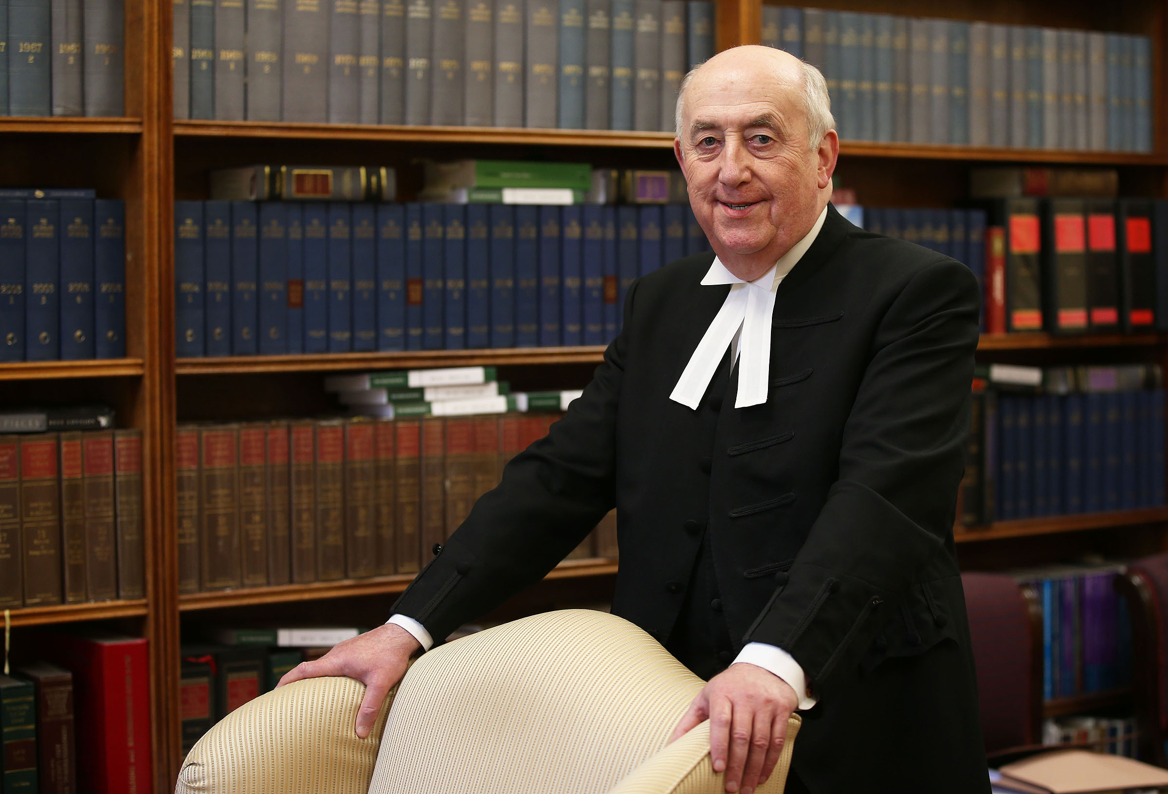Mr Justice Peter Kelly